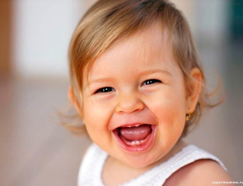 Порядок появления зубов у малыша